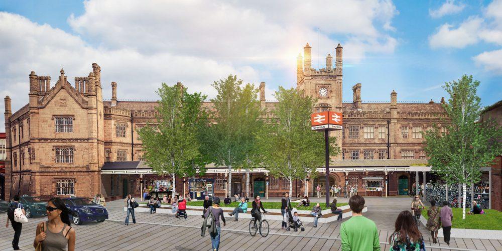 Shrewsbury Big Town Plan - The Vision