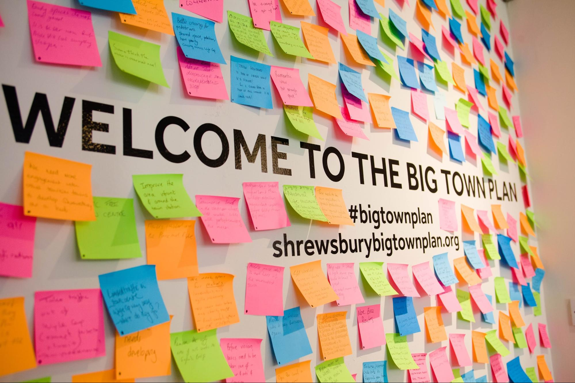Welcome to Shrewsbury