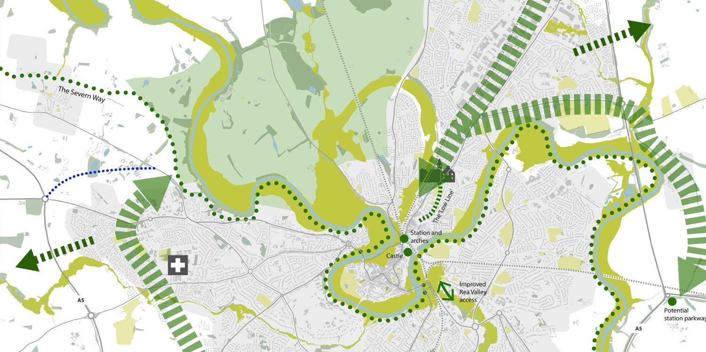 The Shrewsbury Green Network