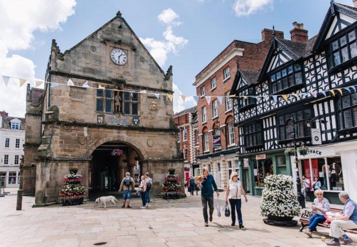 Shrewsbury Square